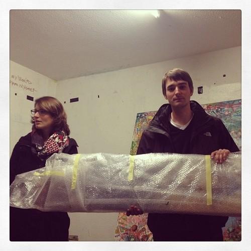 Für Christoph & Katrin war es das erste mal bei Seak. Sie haben sich sehr zielgerichtet für diese Arbeit entschieden.